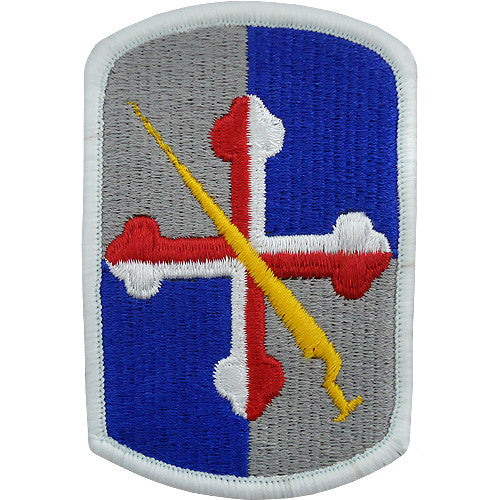 58th Infantry Brigade Combat Team Class A Patch