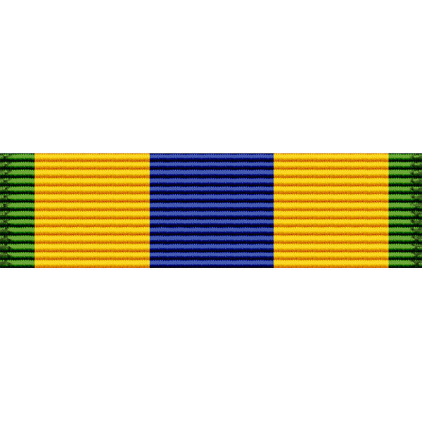 Mexican Service Medal Thin Ribbon - Army