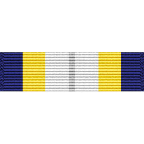 Navy Ceremonial Guard Ribbon