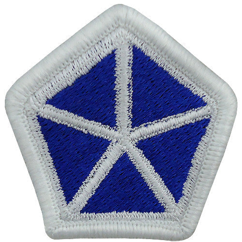 V (5th) Corps Class A Patch