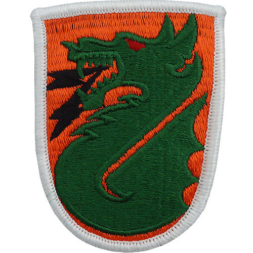 5th Signal Command Class A Patch Usamm