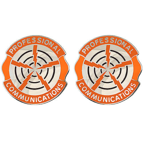 5th Signal Command Unit Crest (Professional Communications)
