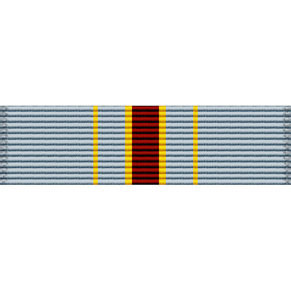 Air Force Command Civilian Award for Valor Medal Ribbon