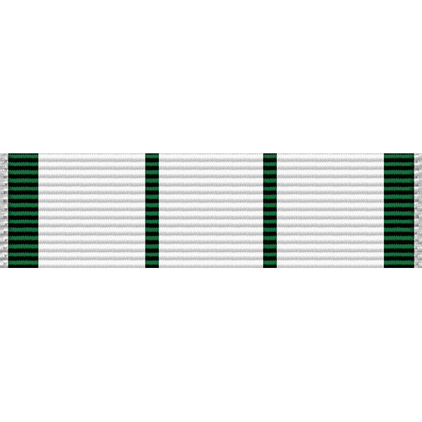 Army Commanders Award for Public Service Medal Ribbon
