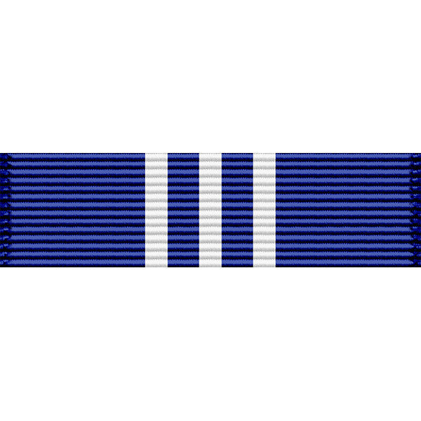 Navy Superior Civilian Service Award Medal Ribbon