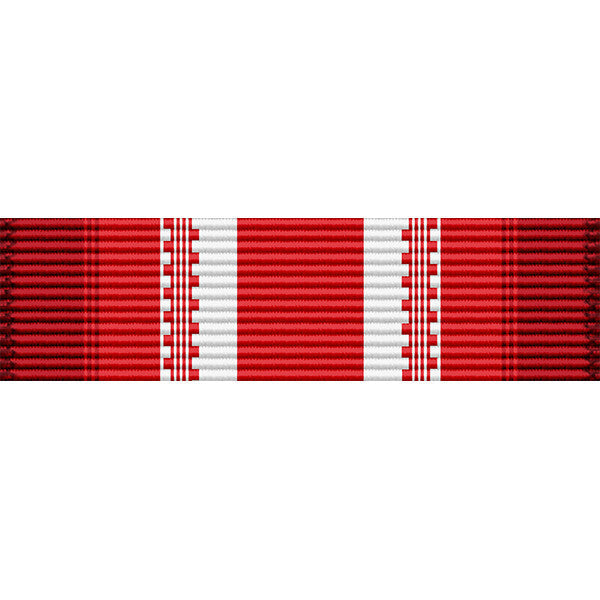 Merchant Marine Atlantic War Zone Medal Ribbon