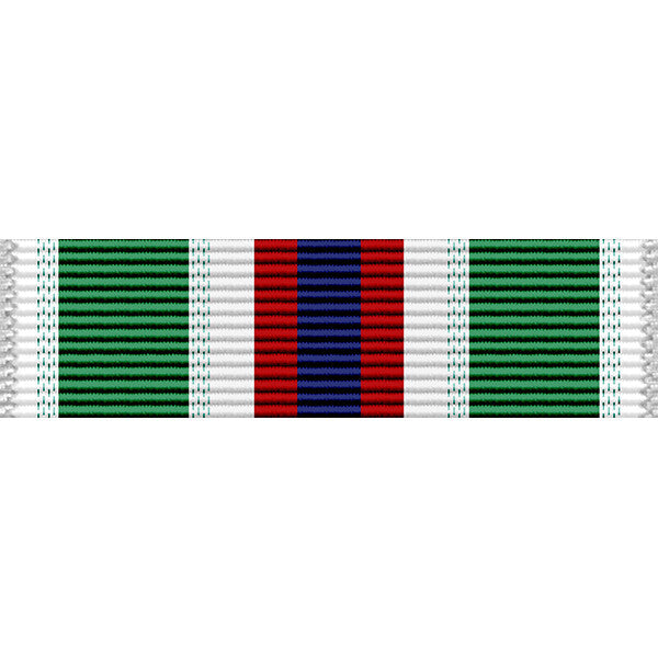 Merchant Marine Expeditionary Medal Ribbon