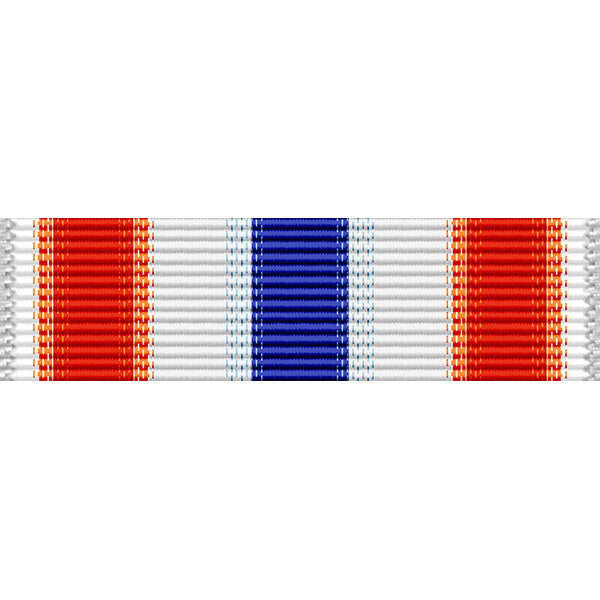 Merchant Marine Korean Service Medal Ribbon