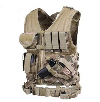 Cross Draw Tactical Vests