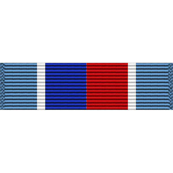United Nations Mission in Haiti Medal Ribbon