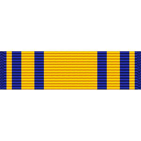 California National Guard Good Conduct Medal Ribbon