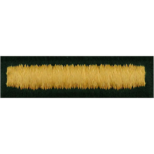 Army Overseas Service Bars - Class A (Dress Green) - Male