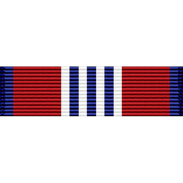 Washington D.C. National Guard Emergency Service Ribbon