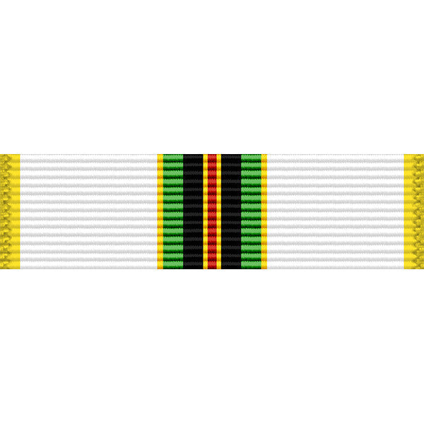Louisiana National Guard Cold War Victory Ribbon