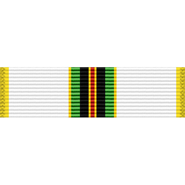 Louisiana National Guard Cold War Victory Ribbon Usamm