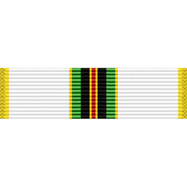 Cold War Medal Thin Ribbon