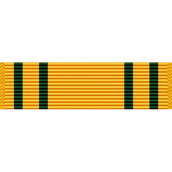 Washington National Guard Emergency Service Ribbon