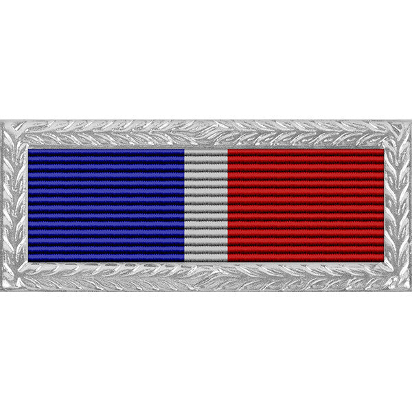 North Carolina National Guard Meritorious Unit Citation with Silver Frame
