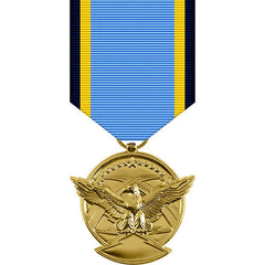 Air Force Aerial Achievement Anodized Medal