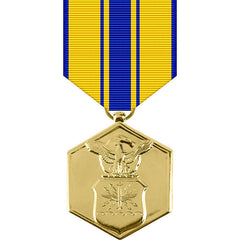 Air Force Commendation Anodized Medal