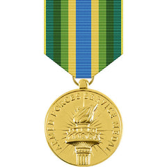Armed Forces Service Anodized Medal
