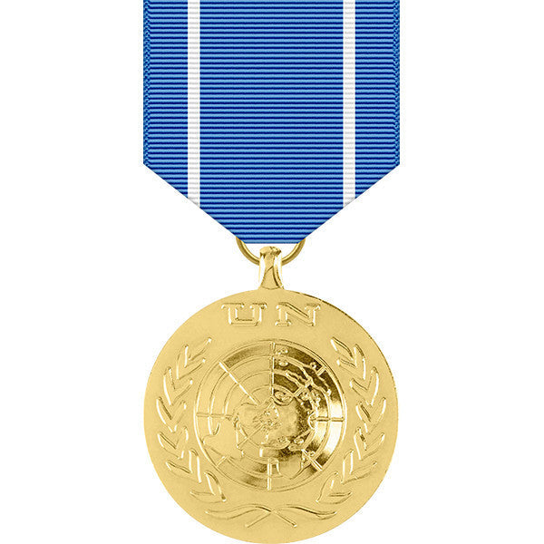 United Nations Anodized Medal