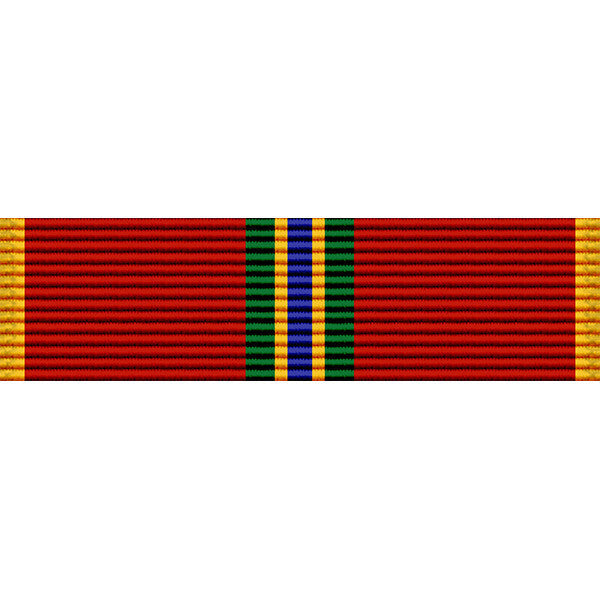 Georgia National Guard Olympic Support Ribbon