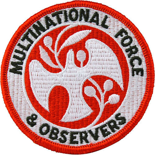 Multi-national Force and Observers Class A Patch