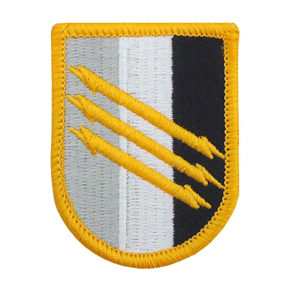 4th Psychological Operations Group Beret Flash