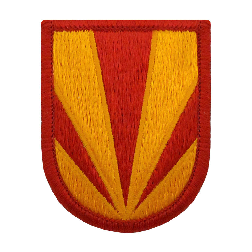 4th ADA (Air Defense Artillery), 3rd Battalion Beret Flash
