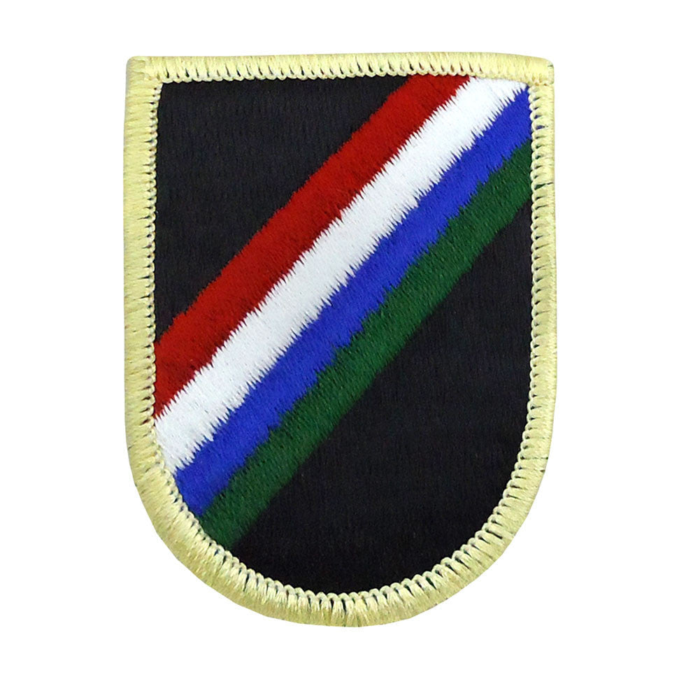 5th Special Operations Command Beret Flash