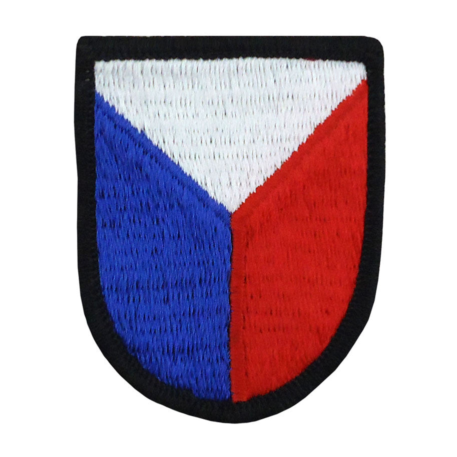 6th Special Operations Support Command Beret Flash