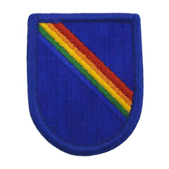 7th Special Operations Support Command Beret Flash