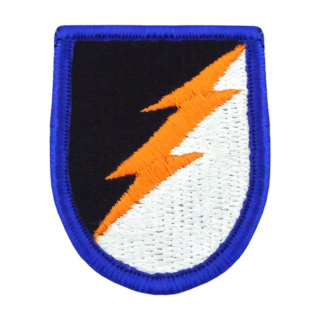 20th Aviation Battalion Beret Flash