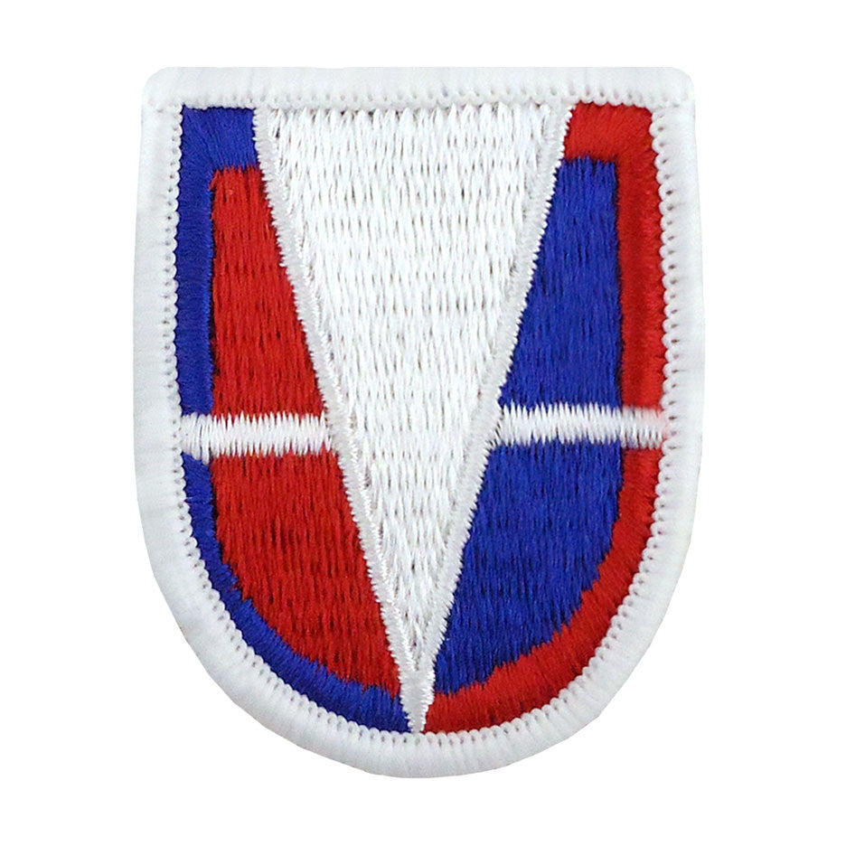 27th Engineer Battalion Beret Flash