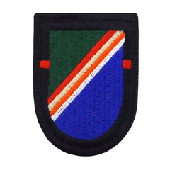 1st Battalion - 75th Ranger Regiment Beret Flash