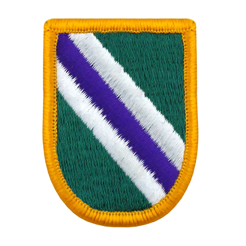 96th Civil Affairs  Battalion Beret Flash