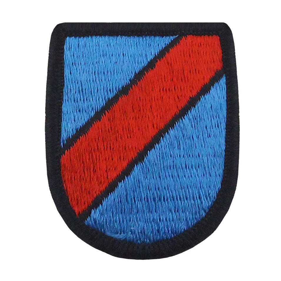 107th Military Intelligence Battalion Beret Flash