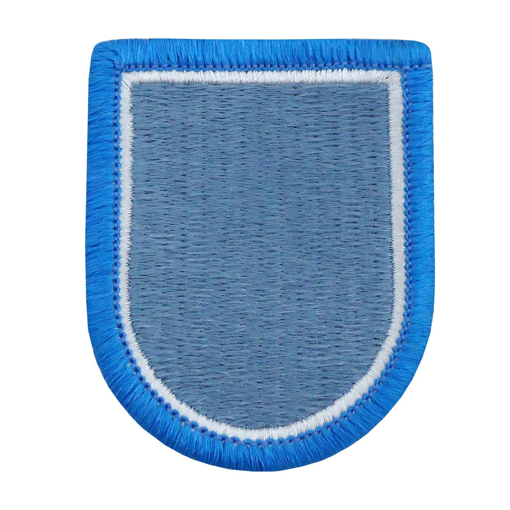 110th Military Intelligence Battalion Beret Flash