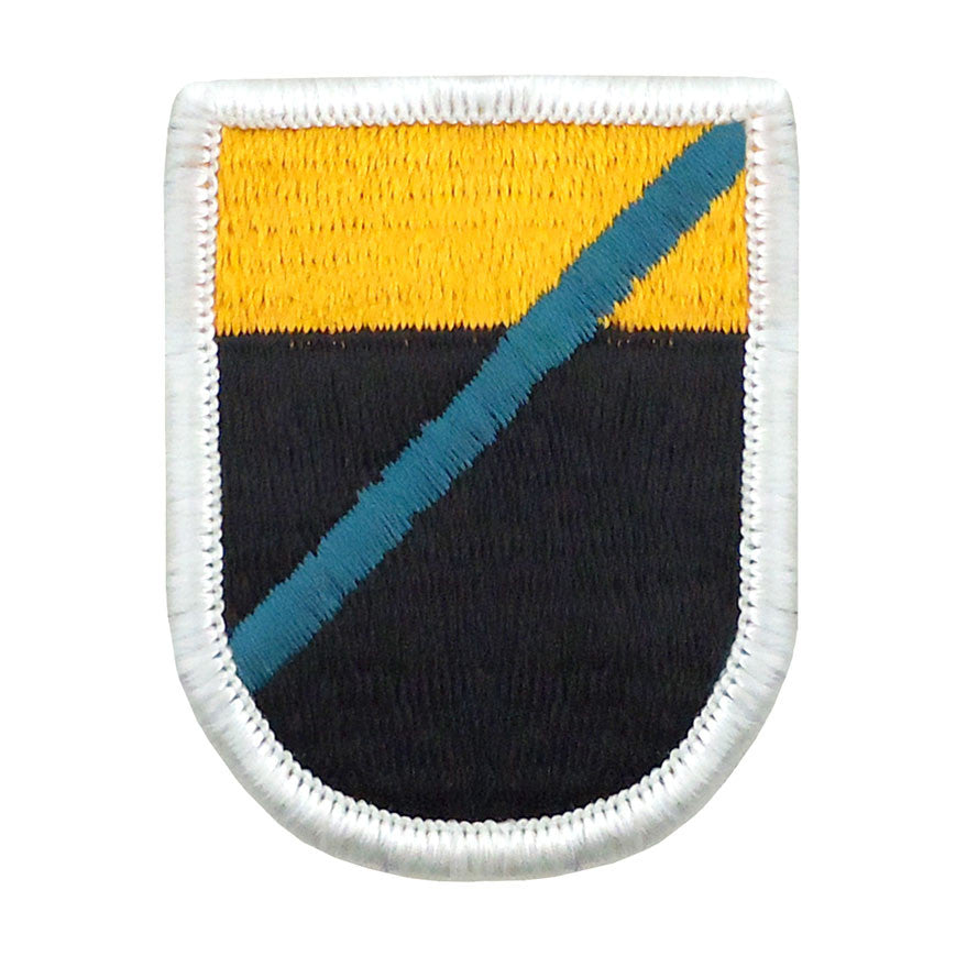 312th Military Intelligence Battalion Beret Flash