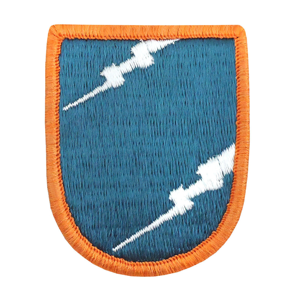 313th Military Intelligence Battalion Beret Flash