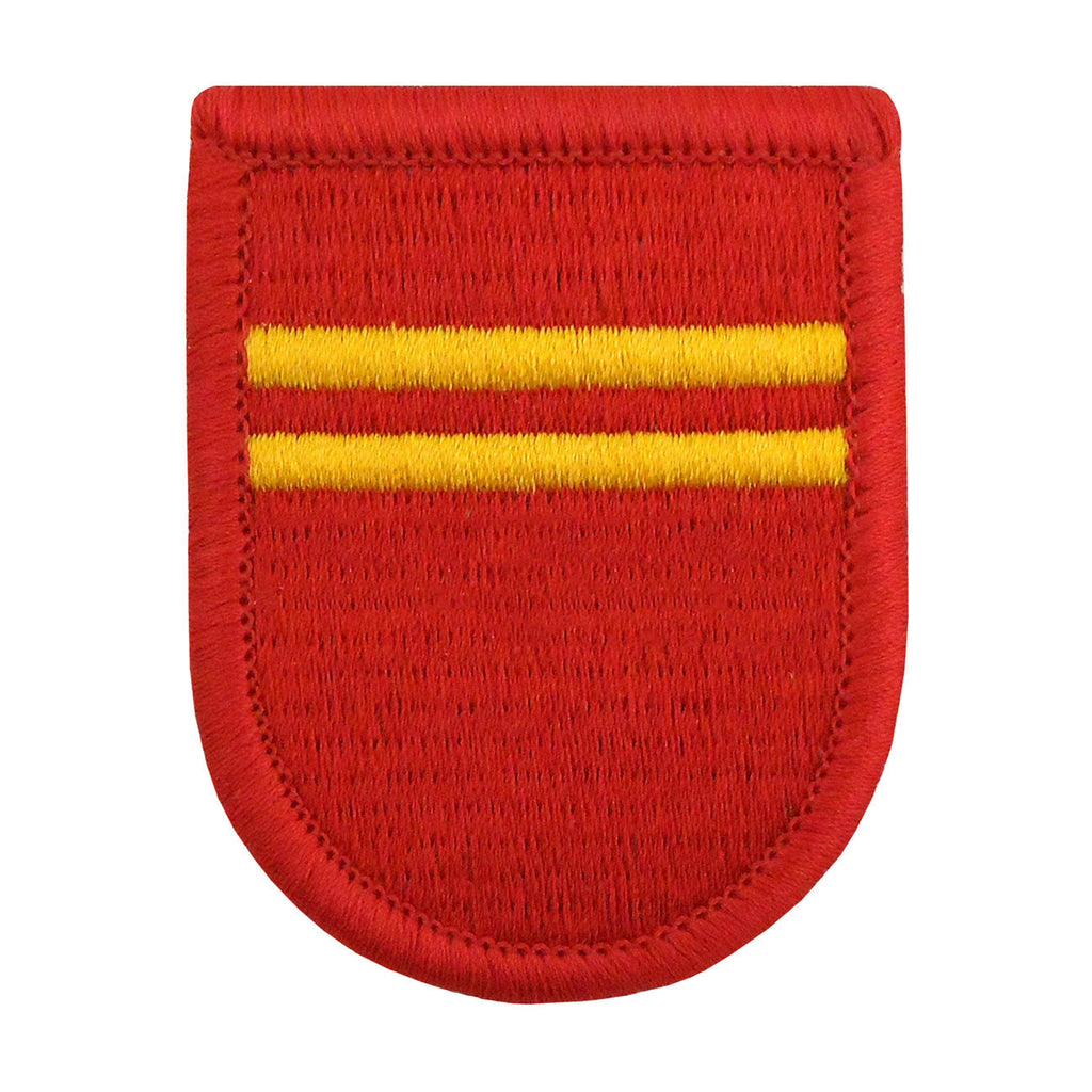 319th Field Artillery, 2nd Battalion Beret Flash
