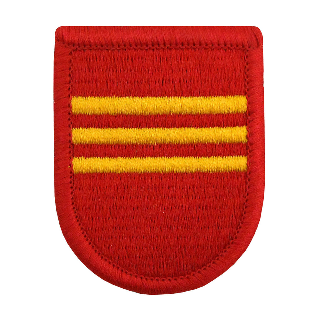 319th Field Artillery, 3rd Battalion Beret Flash