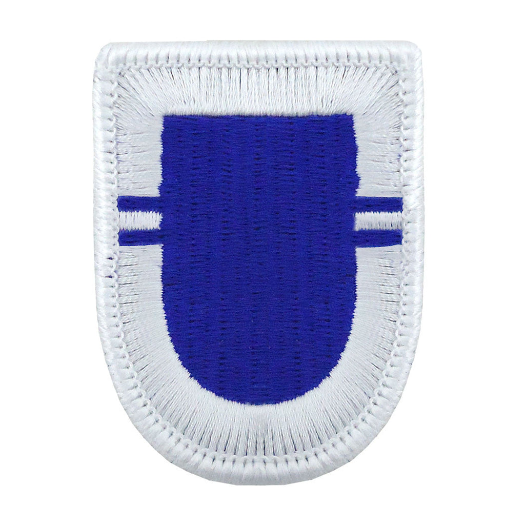 325th Infantry, 2nd Battalion Beret Flash