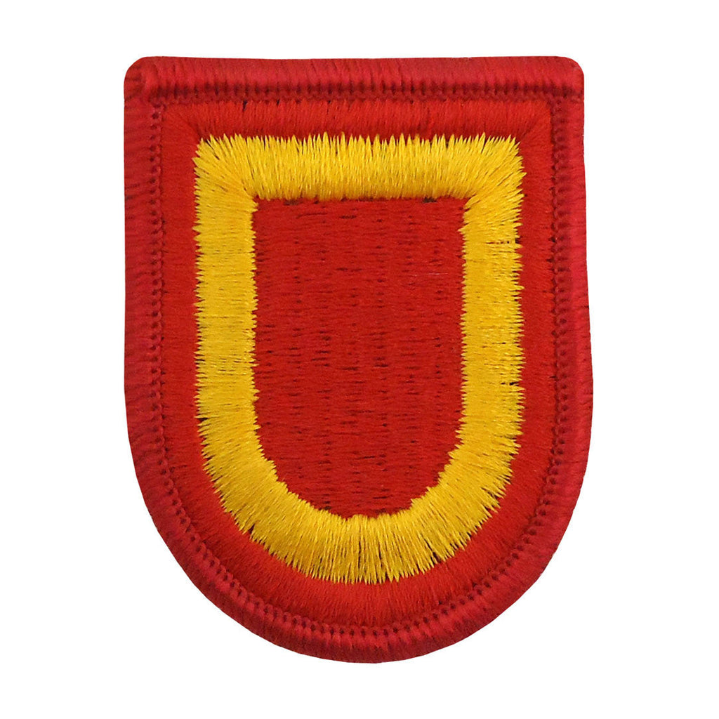 407th Supply and Transportation Battalion Beret Flash