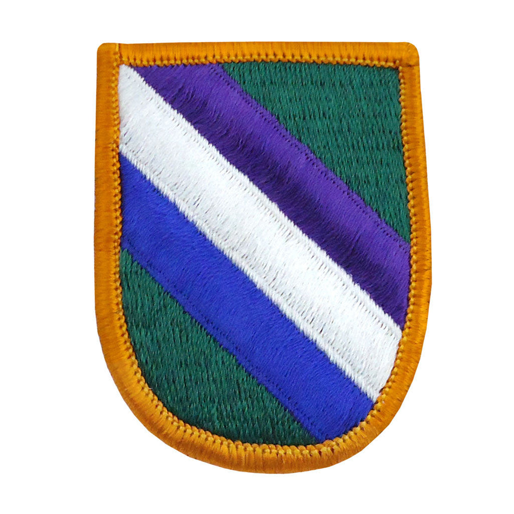 422nd Civil Affairs Battalion Beret Flash