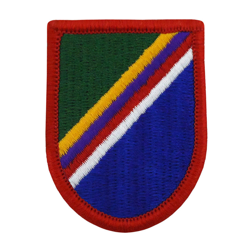 450th Civil Affairs Battalion Beret Flash