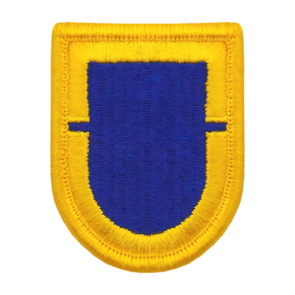 504th Infantry, 1st Battalion Beret Flash