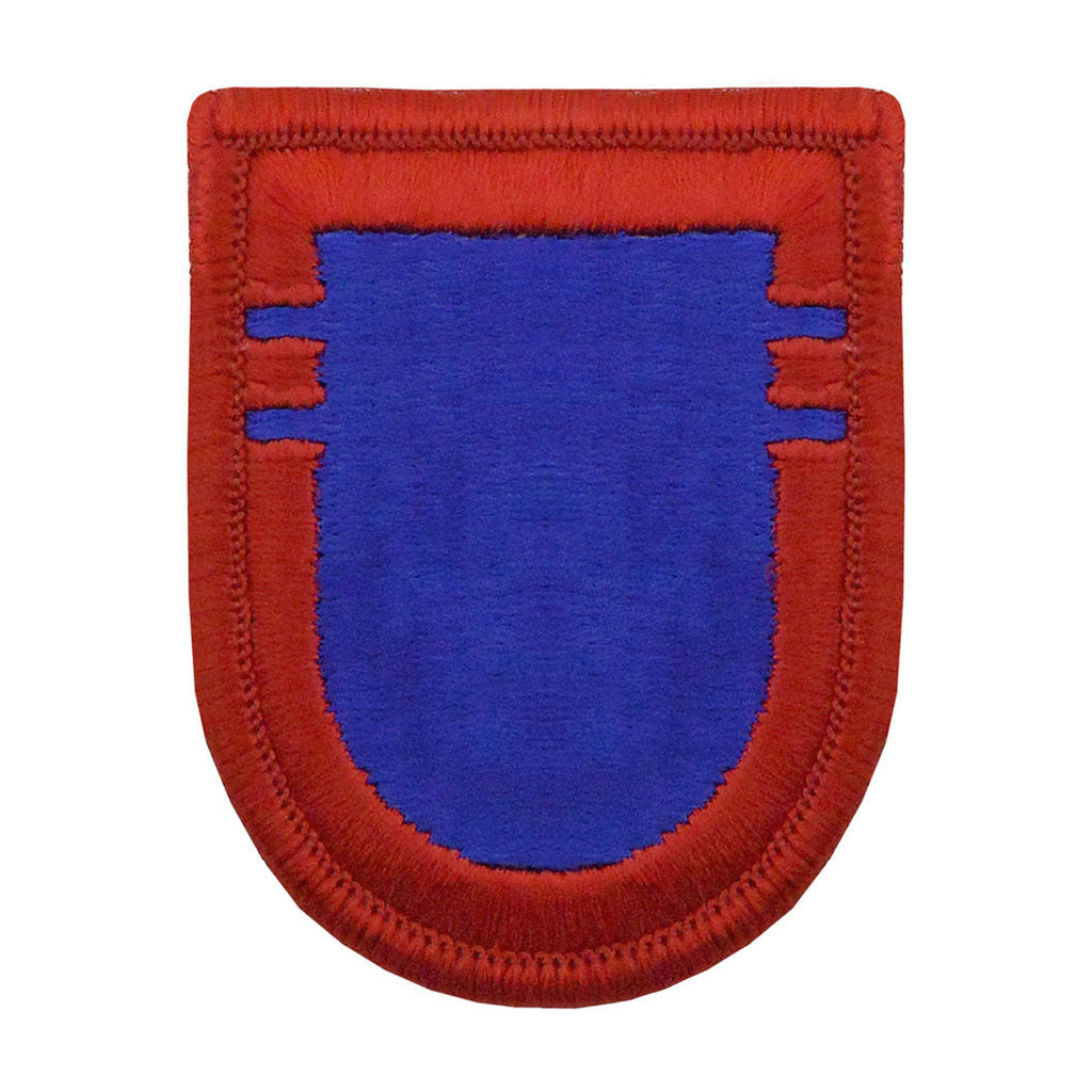 505th Infantry, 2nd Battalion Beret Flash