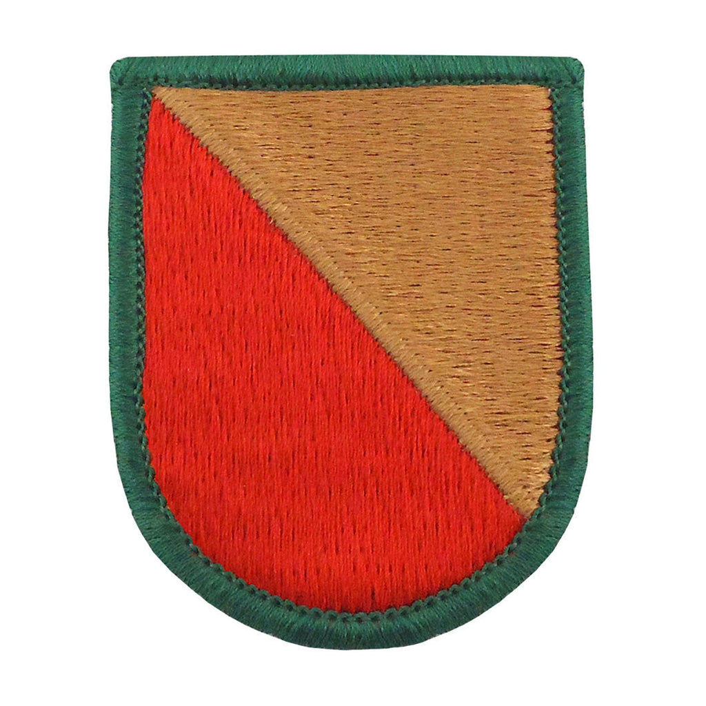 528th Support Battalion Beret Flash